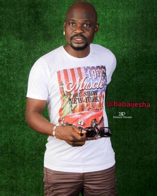 Baba Ijesha had an affair with Princess