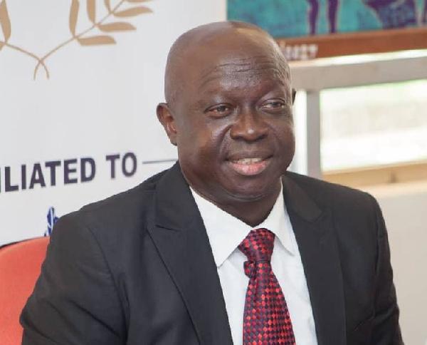 SWAG President, Kwabena Yeboah