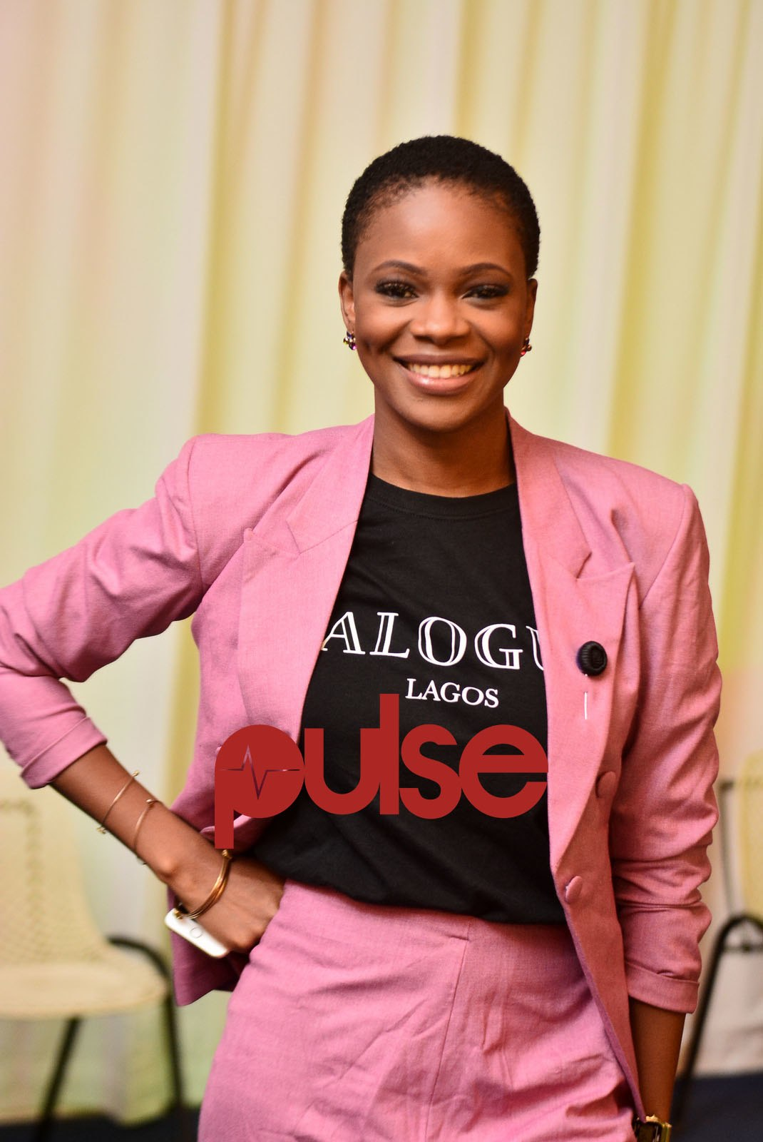 Zainab Balogun had one of the best years in 2018 and she is also on the list of 2018 highest earning actors. [Pulse]