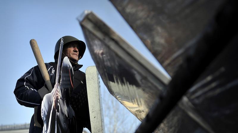 Sytuacja na Ukrainie nadal jest gorąca