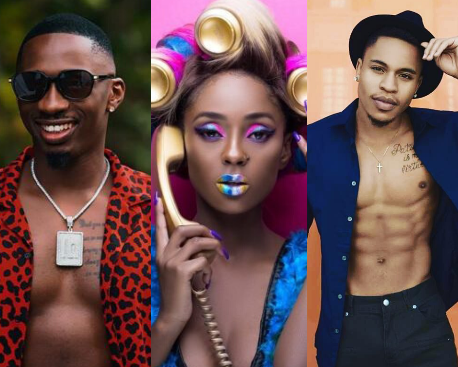 Juma Jux speaks on Vanessa dating Power Star Rotimi