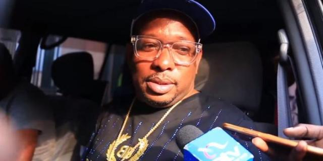 Mike Sonko releases statement after arrest by EACC