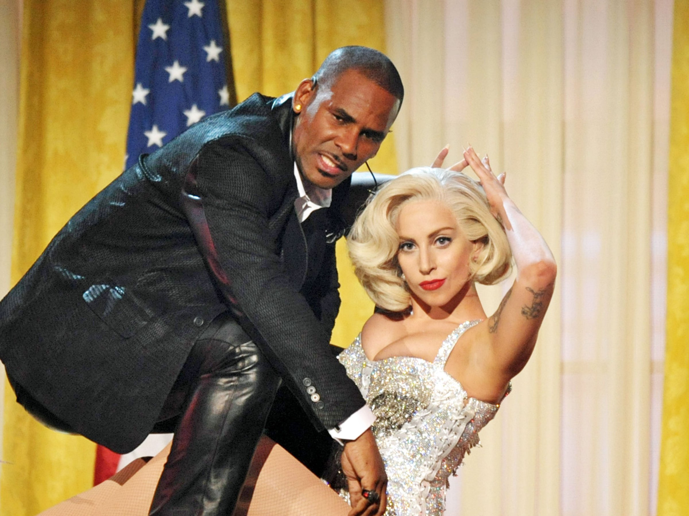 Lady Gaga plans to take down song she made with R.Kelly from iTunes