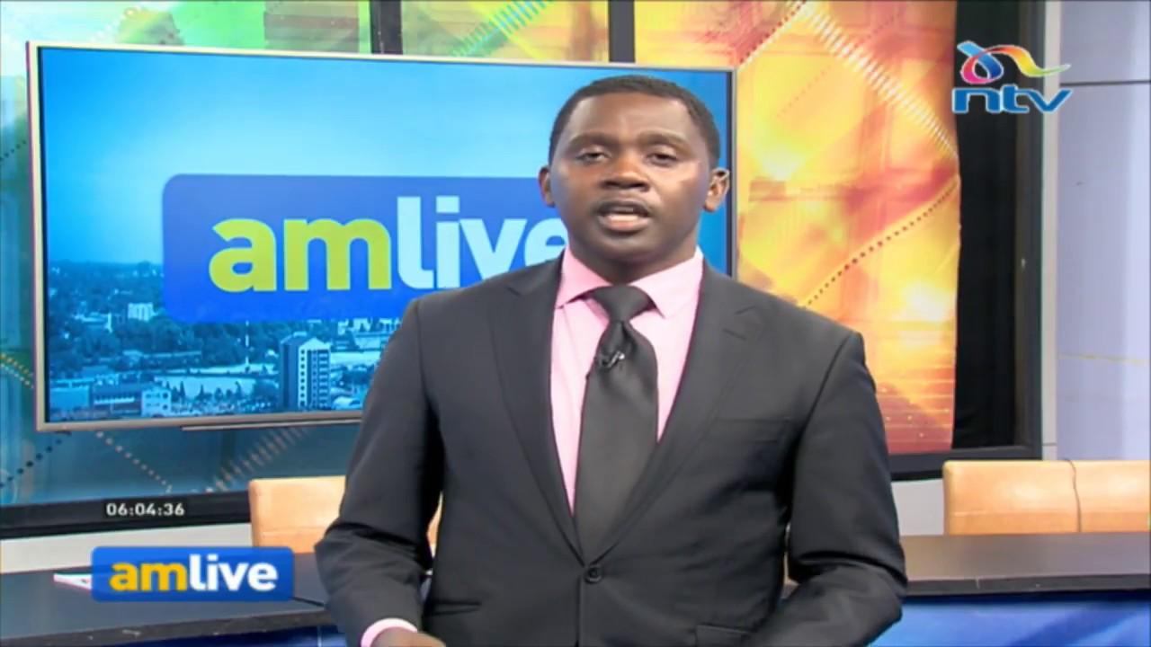 Former NTV Presenter Debarl Inea