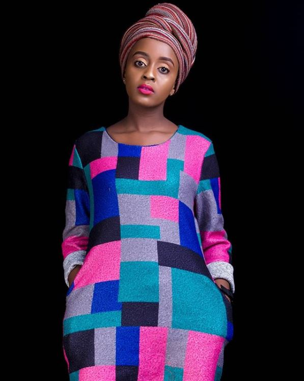 My mum would wake me up at 3 am to pray – Nadia Mukami on struggle she has been going through