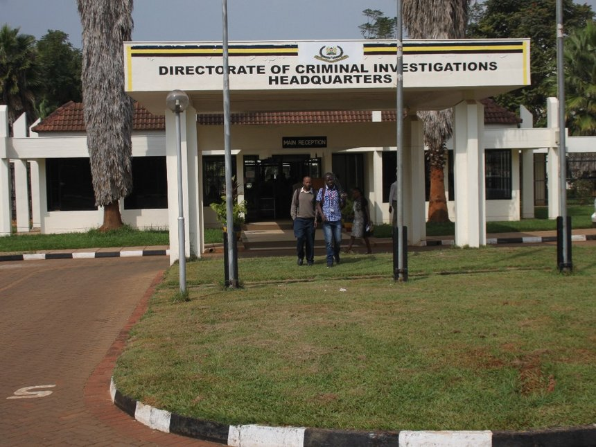 DCI Headquarters along Kiambu road