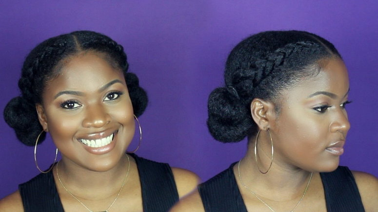 Easy Black Hairstyles To Try On Your Natural Hair Article