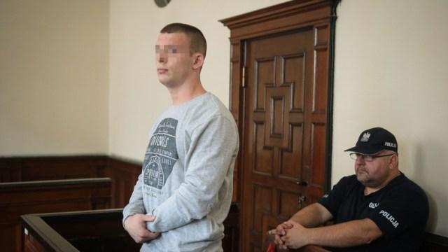 Kara więzienia dla wnuka byłego prezydenta. Dominik W. skazany na dwa lata i osiem miesięcy