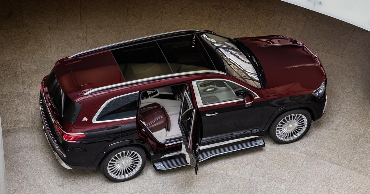 Piękne szkło, mnogość opcjonalnych ekranów, dziwne nawiewy. Mercedes-Maybach GLS 600 – SUV za ponad 800 tys. zÅ'otych