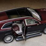 Mercedes Maybach Gls 600 Suv Za Ponad 800 Tys Zlotych