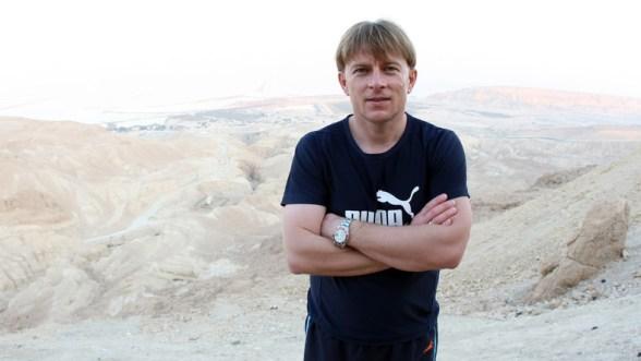 El. ME: Grzegorz Wędzyński o życiu i grze w Izraelu przed meczem Izrael - Polska