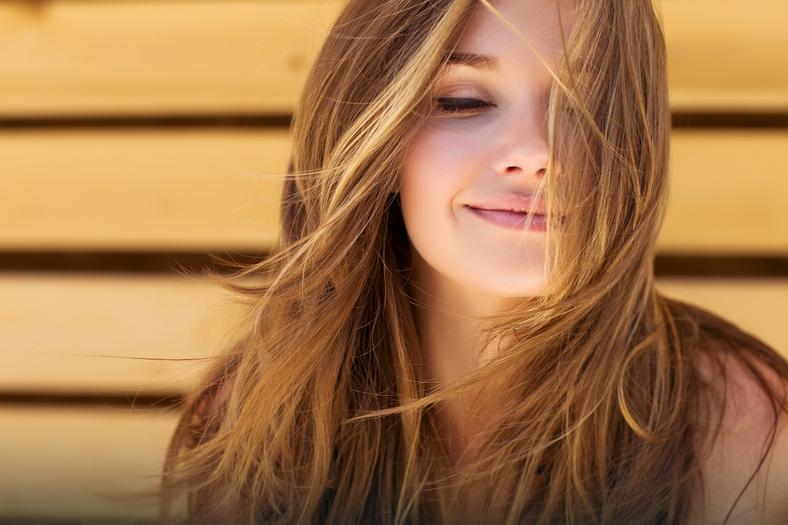 Fryzury Dlugie Wlosy Cieniowane Blond Frisuren Trend