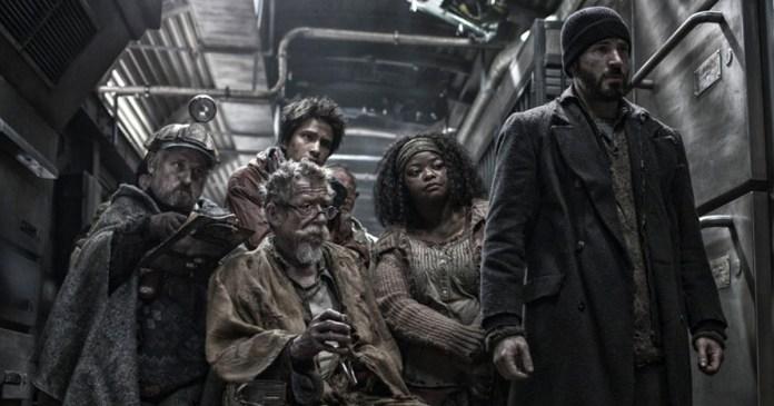 """""""Snowpiercer. Arka przyszłości"""": b-klasowe kino z ambicjami - recenzja - Film"""