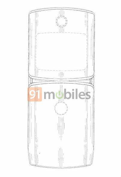 Motorola Razr 2019 na schematach. Tak ma wyglądać składany
