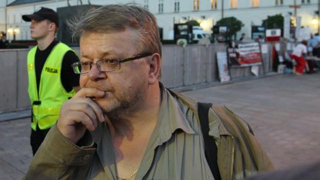 Leszek Bubel zatrzymany przez policję