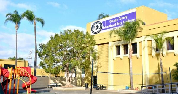 Santa Ana charter school - oceaa.org