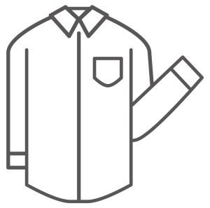 形状記憶シャツ
