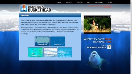 Don't Be a Buckethead