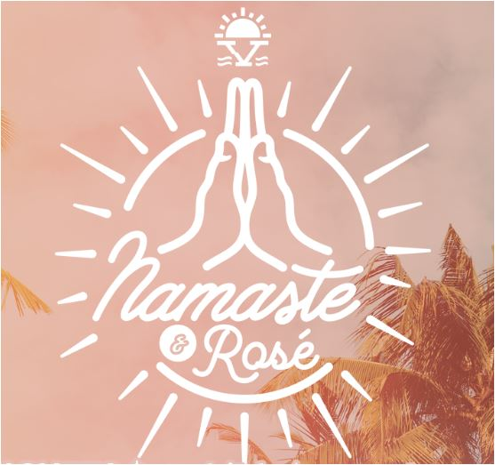 Image result for namaste and rosé