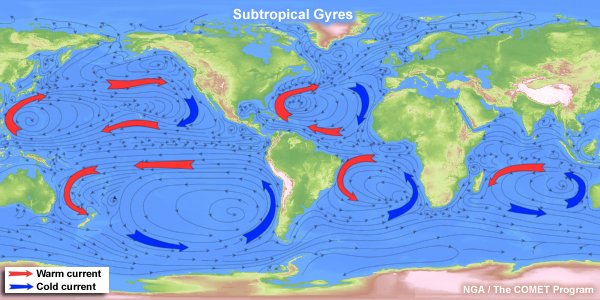 pacific ocean currents names - photo #40
