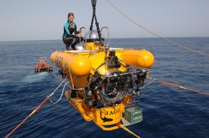 The JAGO manned submersible. (Image credit: geomar.de)