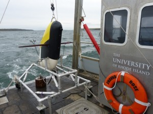 Figure 3: The Wire Flyer developed by scientists at the University of Rhode Island's Graduate School of Oceanography (image from gregory-designs.com).