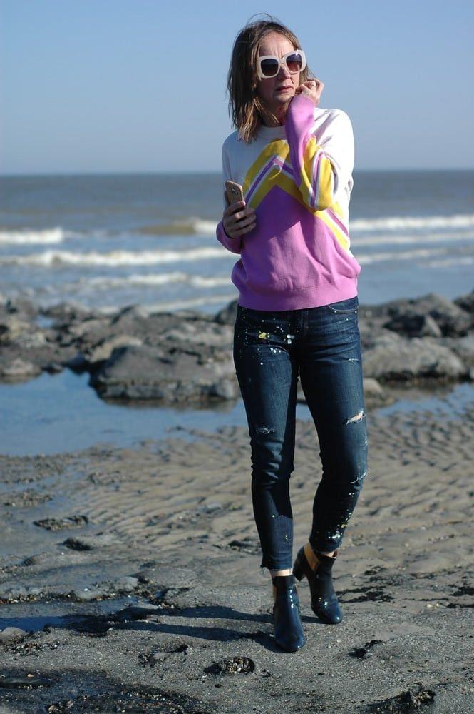 modeblog_ü50_jeans_ankle-boots_waffle-blazer_victoria-beckham-bluse-kariert_oceanblue-style.jpg