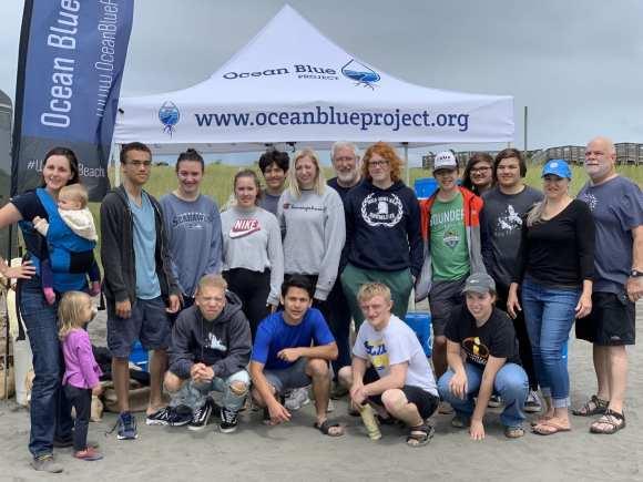 Contact Ocean Blue's Team