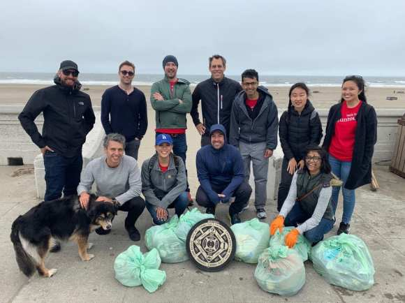 Thank you Create A Cleanup Ocean Cleanup volunteers for protecting our environment with Ocean Blue Project.