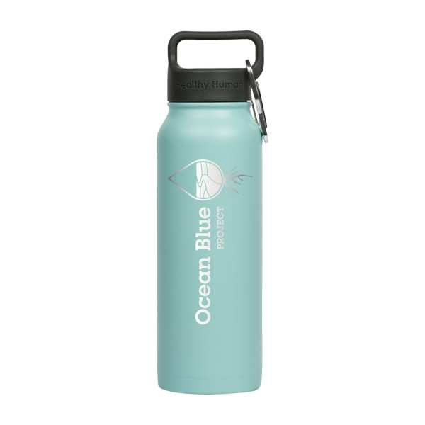 Mint Ocean Cleanup Volunteer Bottle
