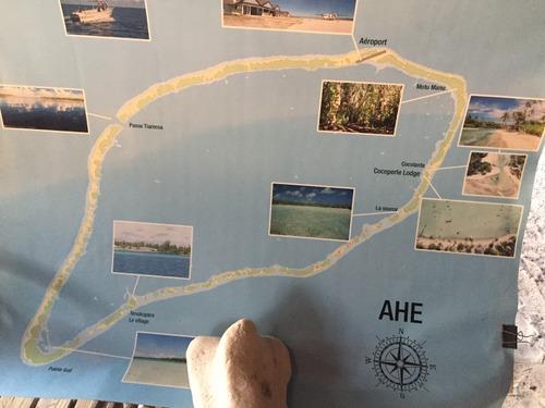 Ahe Map