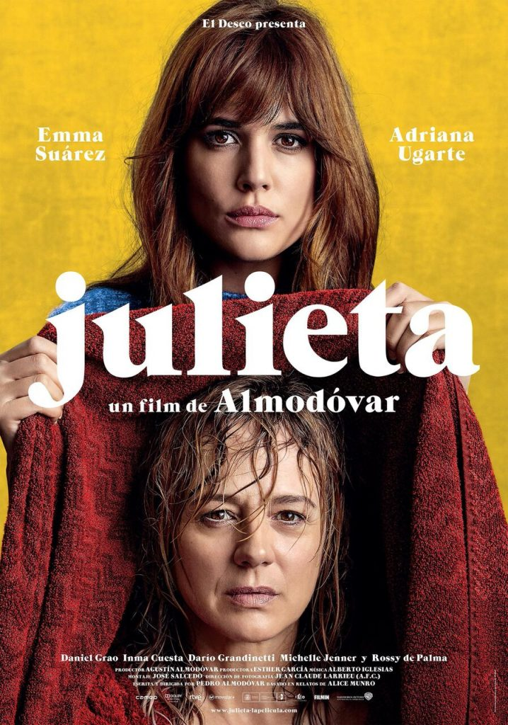 Adriana Ugarte: Almodóvar's Latest Muse is Gifted and Talented