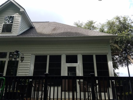 Do Not Wrap Treated Wood Ocean Breeze Exterior Remodeling