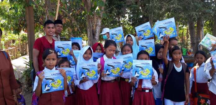 Students In Lombok