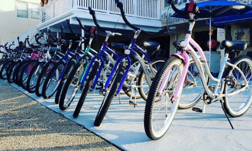 Bicycle Rental Ocean City NJ