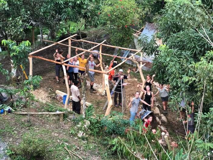 Hausbau Costa Rica