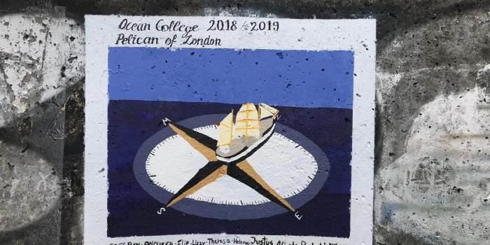 Gemälde auf den Azoren