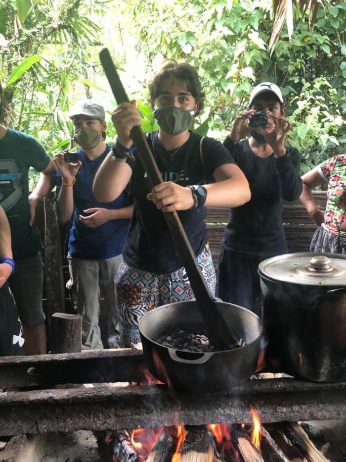 Producing Chocolate