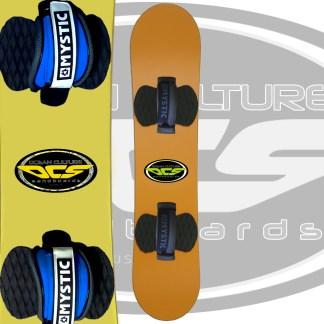 Ocean Culture Sandboards [ Board Model - Freeride 'Hybrid' ]