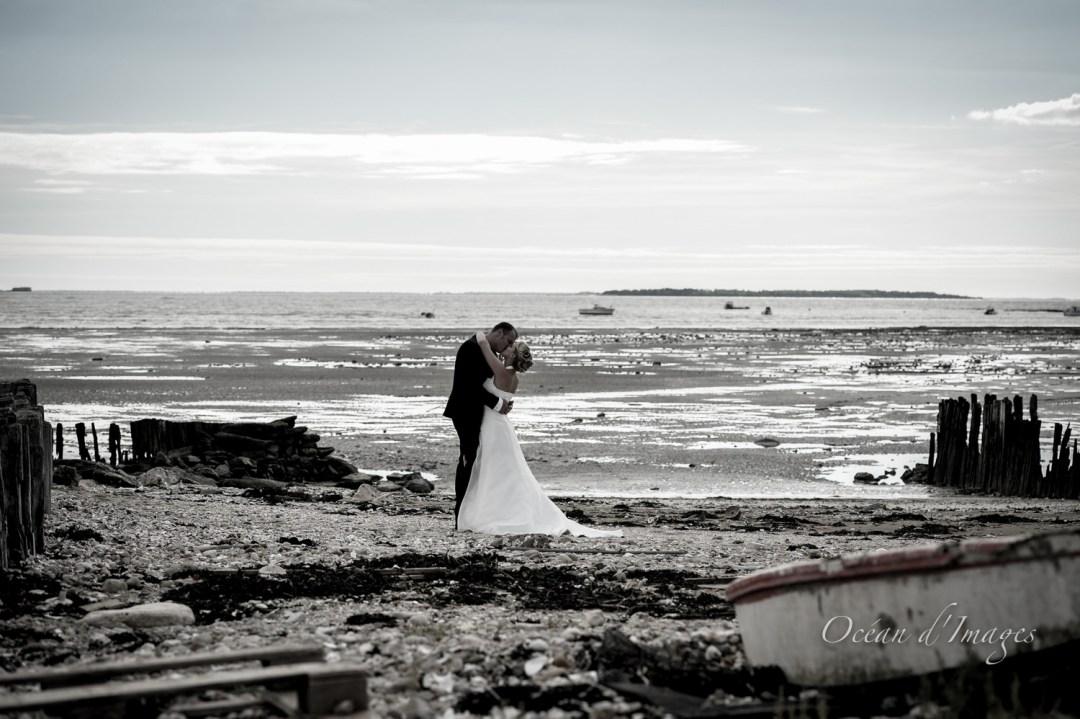 Photographe mariage La Rochelle et île de Ré