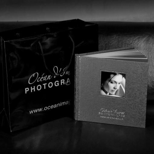 Photographe portrait noir et blanc La Rochelle