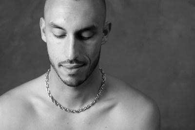 photographe La Rochelle portrait noir et blanc
