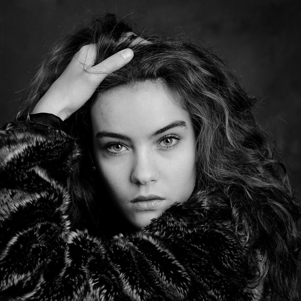portrait style magazine glamour photographe la rochelle