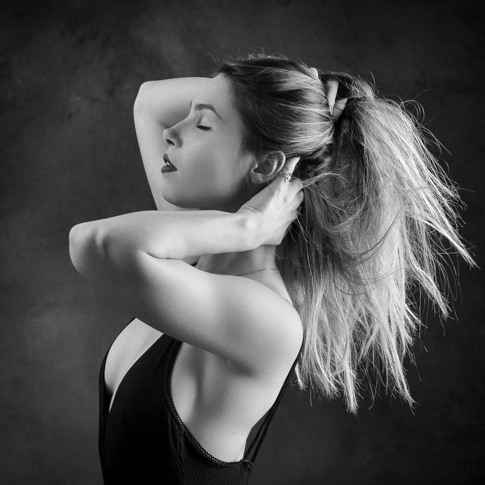 photo portrait style magazine photographe La Rochelle