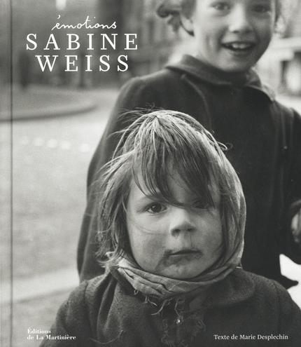 Livre Photo en noir et blanc sabine Weiss