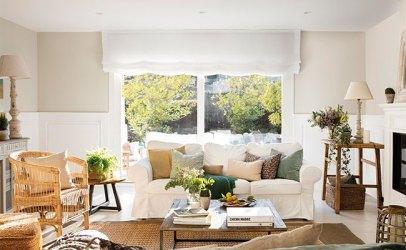 casa colores blanco luz pintar casas playa muebles salon decorar tu interior paredes poca mueble decoracion living oscuro natural dos