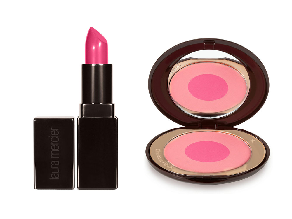 Sexy Blush Amp Lip Pairings To Try On Valentines Day