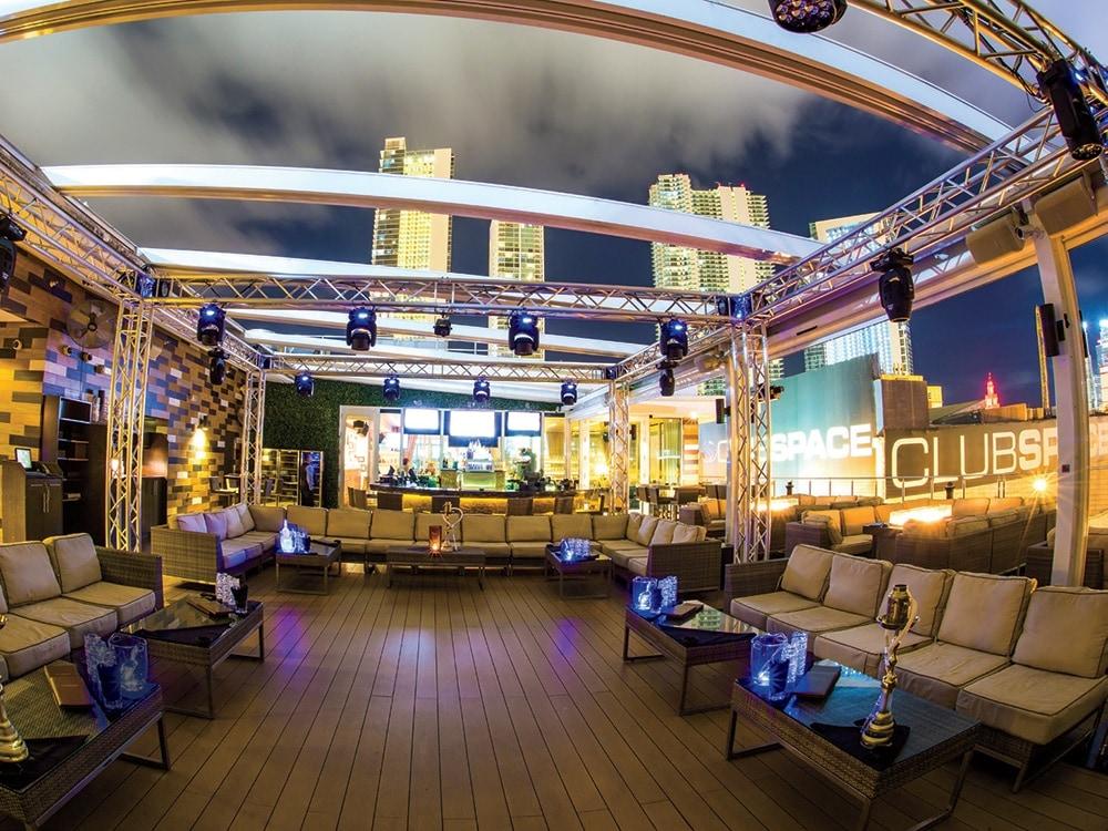 E11EVEN Miami Debuts Casual New Rooftop Lounge Amp Menu