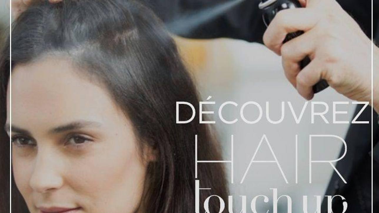 Alerte Racines Venez Vite Decouvrir Hair Touch Up Chez Oceane