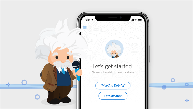 Why Voice Capabilities Can Benefit Your CRM: Salesforce Einstein Voice Skills